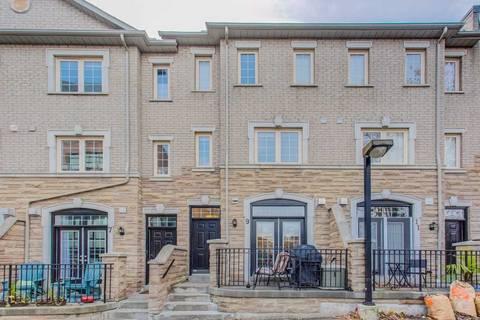 Townhouse for sale at 9 Krawchuk Ln Toronto Ontario - MLS: C4626167