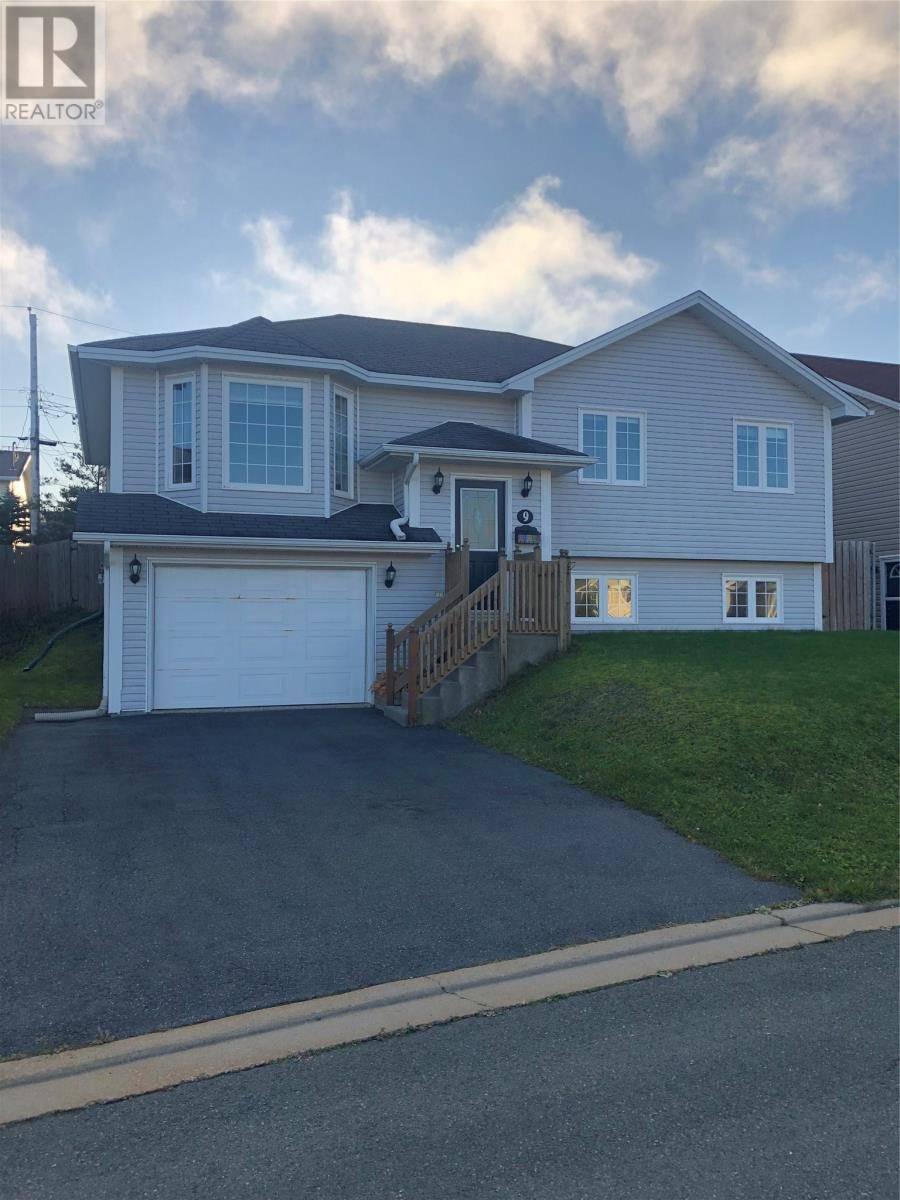 House for sale at 9 Lancaster St St. John's Newfoundland - MLS: 1205717