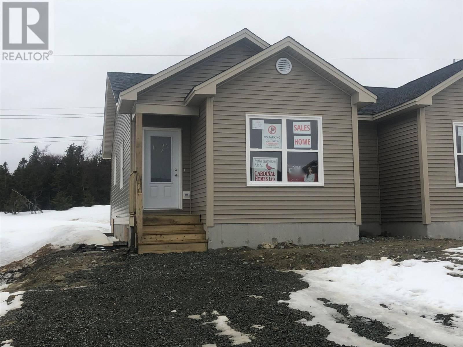 House for sale at 9 Larsen St Mount Pearl Newfoundland - MLS: 1207413