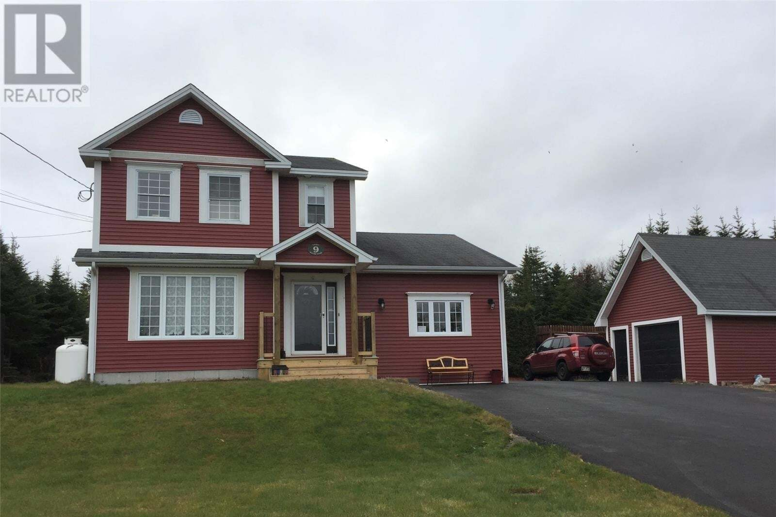 House for sale at 9 Laurel Willow Cs Logy Bay Newfoundland - MLS: 1212879