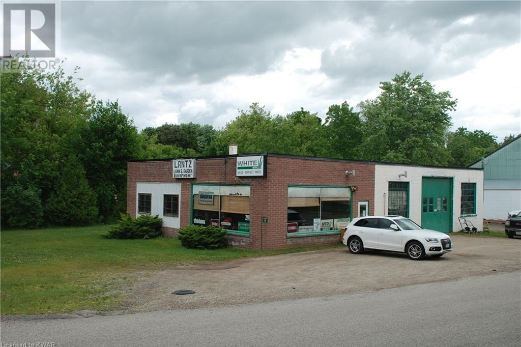 Commercial property for sale at 9 Lawrence St Wellesley Ontario - MLS: 30816280