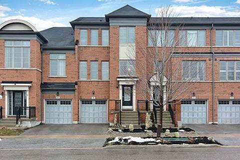 Townhouse for sale at 9 Lily Cup Ave Toronto Ontario - MLS: E4672776