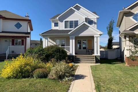 House for sale at 9 Lodge Pl Sylvan Lake Alberta - MLS: A1038210