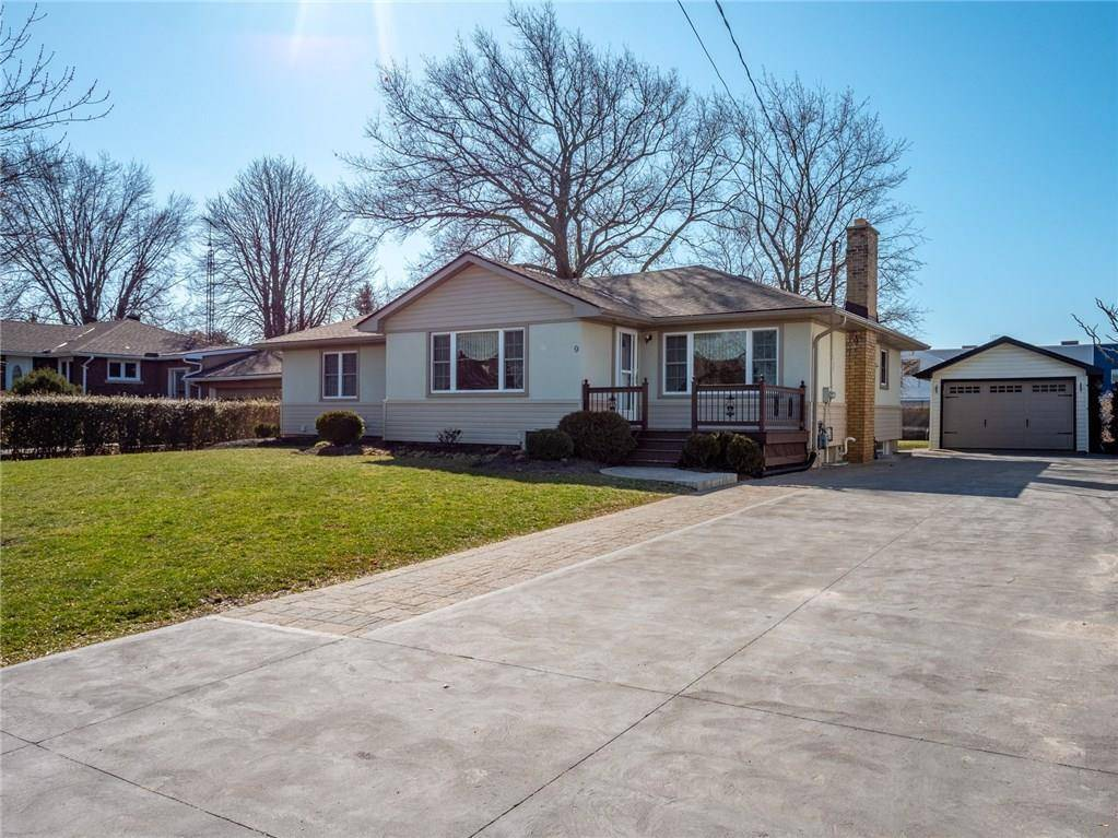House for sale at 9 Lorraine St Niagara-on-the-lake Ontario - MLS: 30799759
