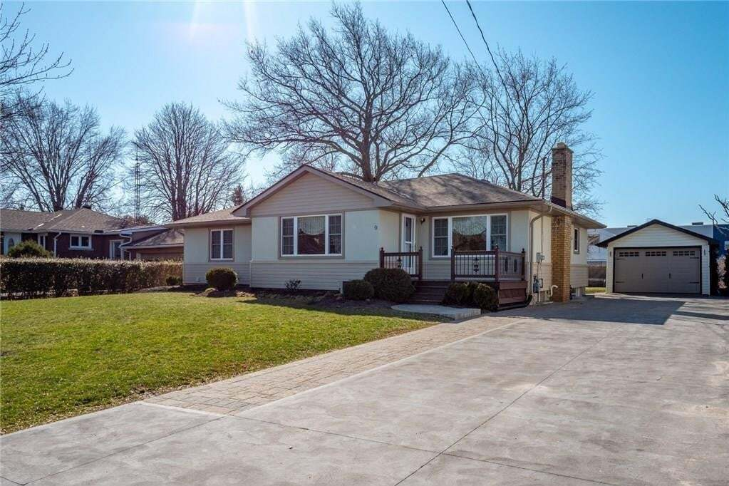 House for sale at 9 Lorraine St Niagara-on-the-lake Ontario - MLS: 30809572