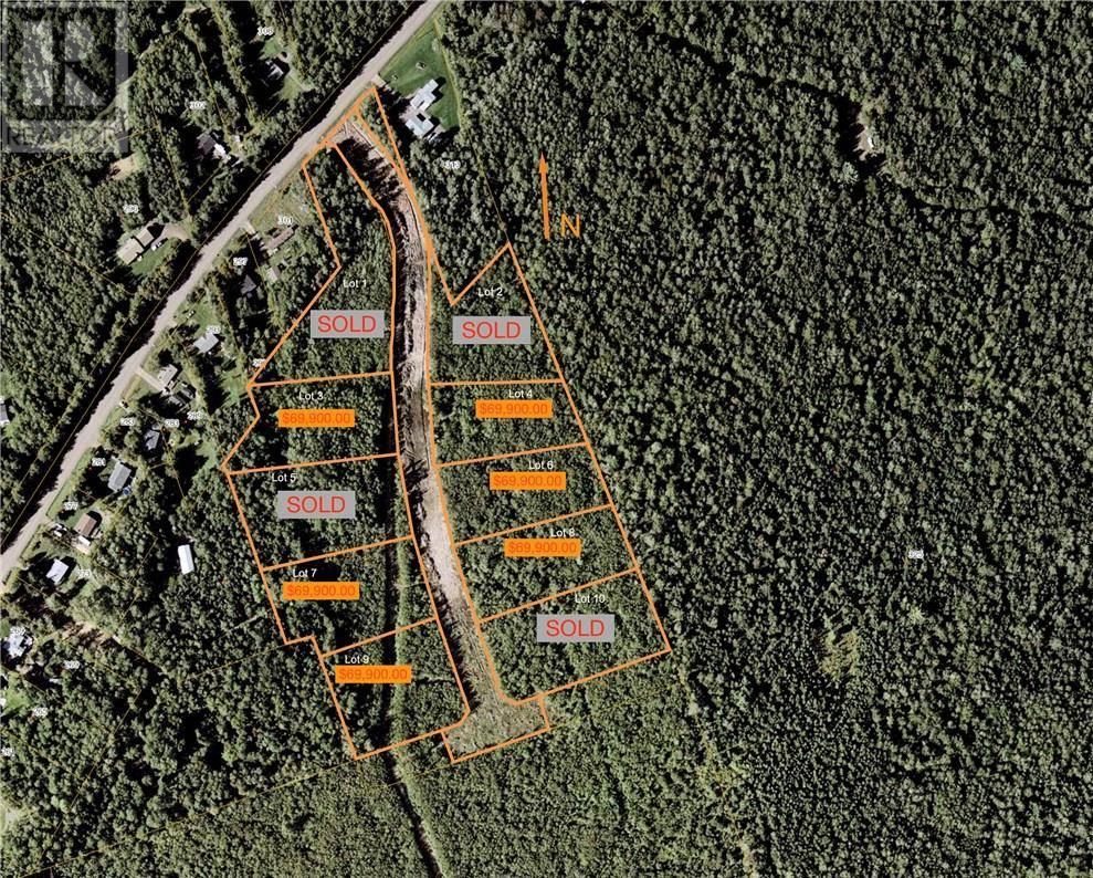 Residential property for sale at 0 Des Jardins  Unit 9 Irishtown New Brunswick - MLS: M127361