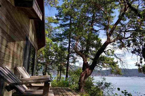 Home for sale at LOT 9 Wise Is Unit 9 Galiano Island British Columbia - MLS: R2297068