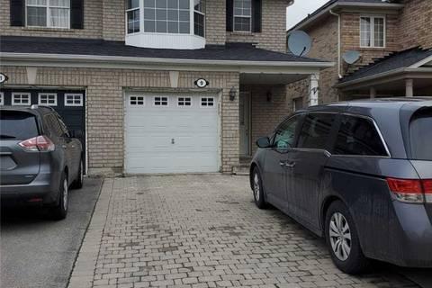 Townhouse for rent at 9 Lyric Rd Brampton Ontario - MLS: W4661426