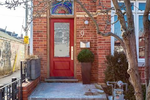 Townhouse for sale at 9 Mansfield Ave Toronto Ontario - MLS: C4393403