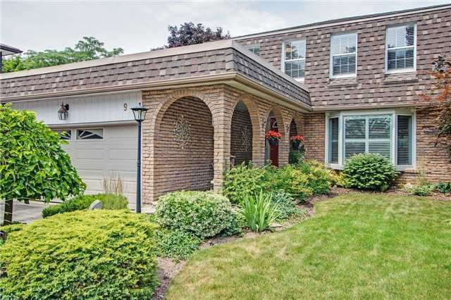 For Sale: 9 Mattawa Court, Whitby, ON   3 Bed, 3 Bath House for $684,900. See 20 photos!