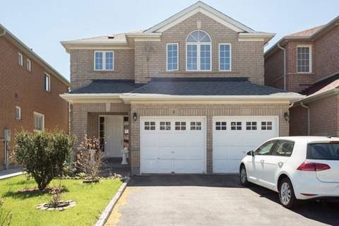 House for sale at 9 Mccrimmon Dr Brampton Ontario - MLS: W4457000