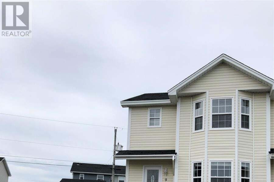House for sale at 9 Meeker Pl St. John's Newfoundland - MLS: 1214171