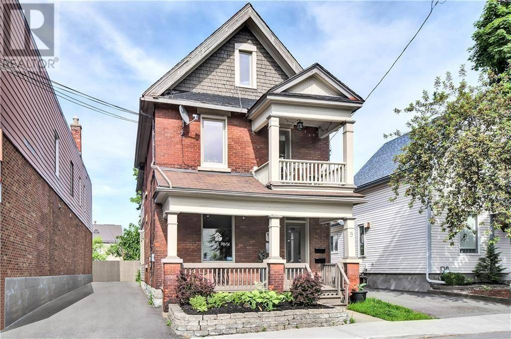 House for sale at 9 Melrose Ave Ottawa Ontario - MLS: 1176047