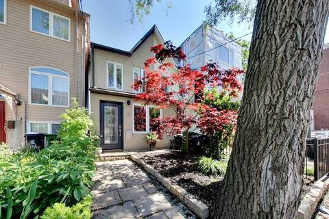 Townhouse for sale at 9 Minto St Toronto Ontario - MLS: E4482299