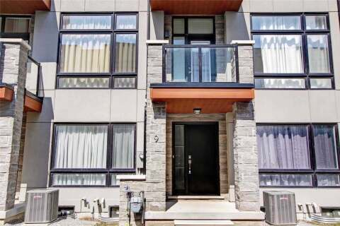 Townhouse for rent at 9 Mogul Rd Vaughan Ontario - MLS: N4863144