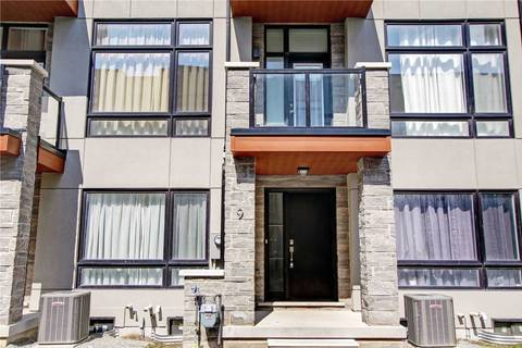 Townhouse for rent at 9 Mogul Rd Vaughan Ontario - MLS: N4733394