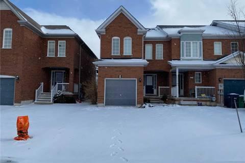 Townhouse for rent at 9 Monaco Ct Brampton Ontario - MLS: W4663090
