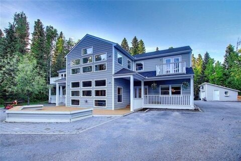 House for sale at 9 Mountain Lion Pl Bragg Creek Alberta - MLS: A1032262