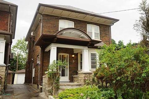 House for rent at 9 Mountview Ave Toronto Ontario - MLS: W4569517