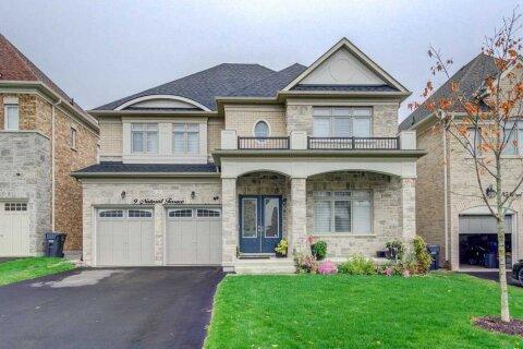 House for rent at 9 Natural (upper) Terr Brampton Ontario - MLS: W4968021