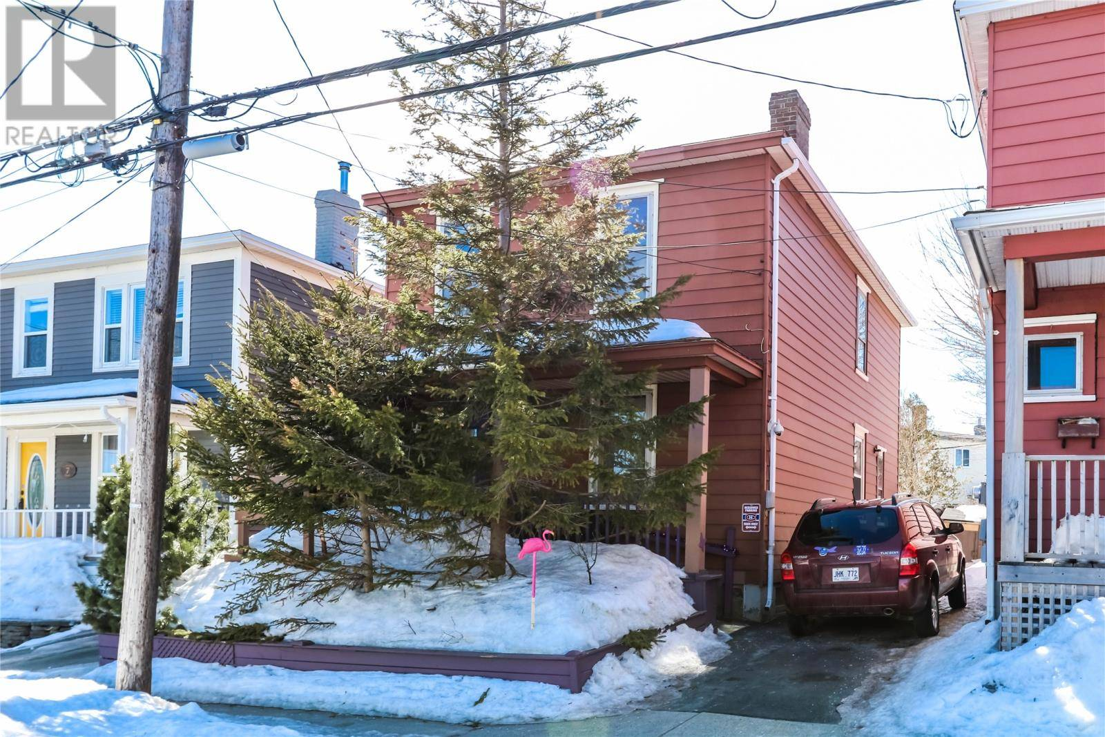 House for sale at 9 Newtown Rd St. John's Newfoundland - MLS: 1212453