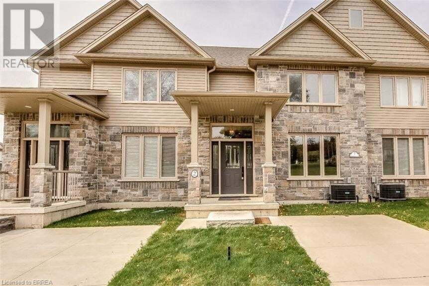 Townhouse for sale at 9 Old Hamilton Rd Port Dover Ontario - MLS: 40005521