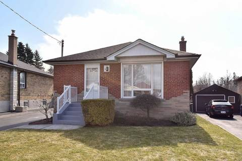 House for sale at 9 Ordway Rd Toronto Ontario - MLS: E4731562