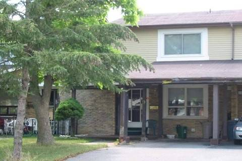 Townhouse for rent at 9 Osterhout Pl Toronto Ontario - MLS: E4738669