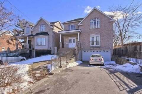House for rent at 9 Otonabee Ave Toronto Ontario - MLS: C4955190