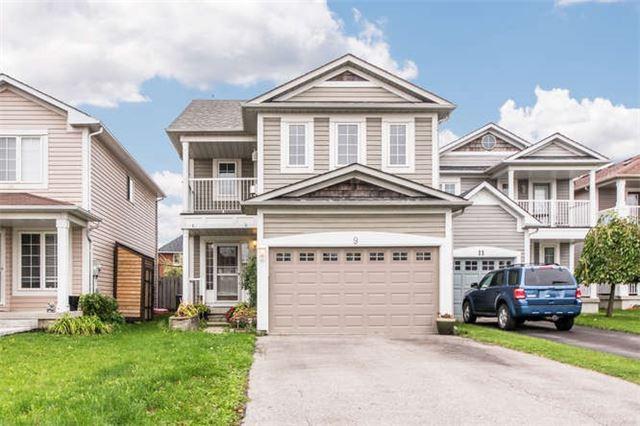 House for sale at 9 Oxley Court Clarington Ontario - MLS: E4267545