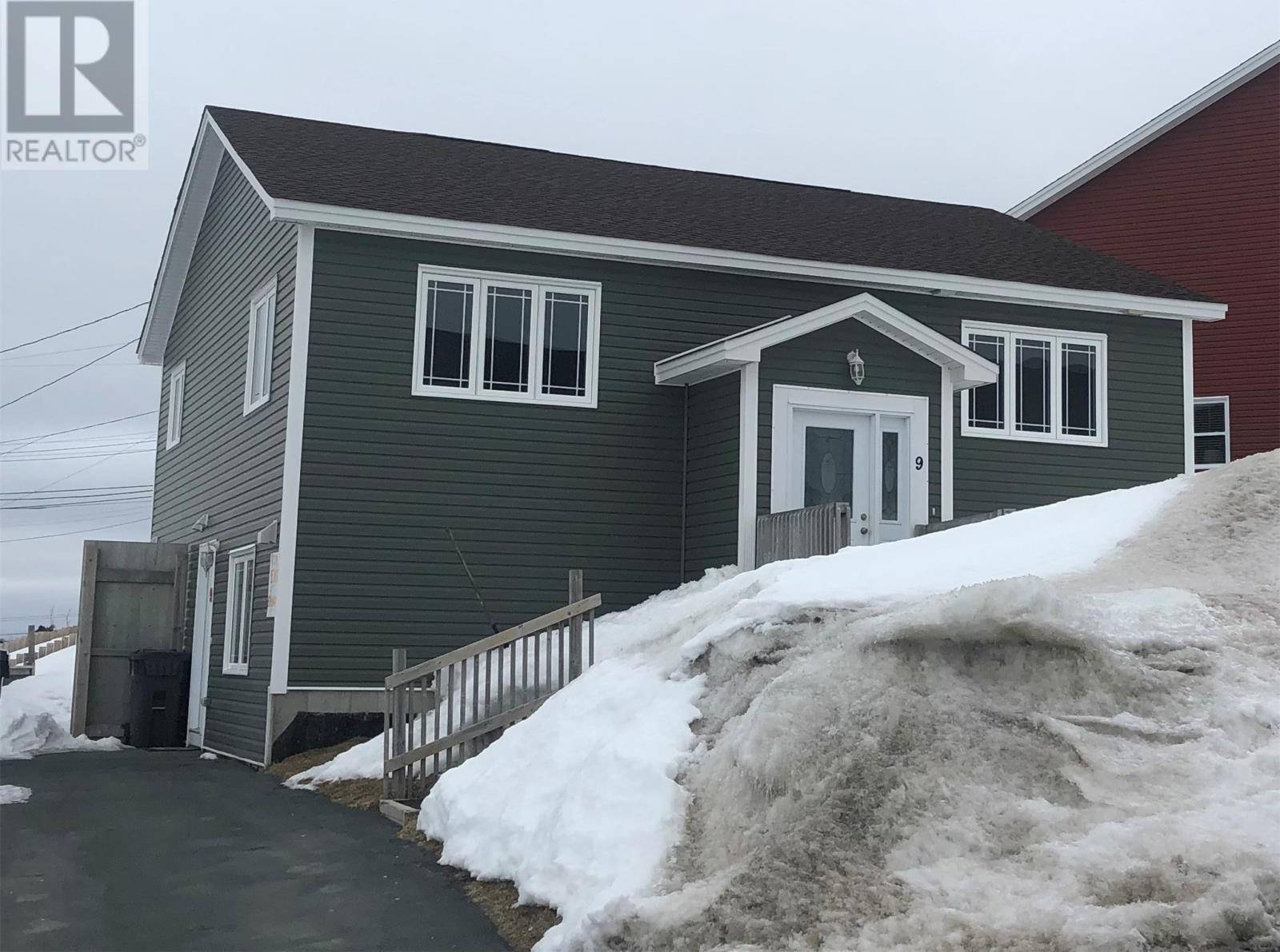 House for sale at 9 Paddy Kay Dr Paradise Newfoundland - MLS: 1212059
