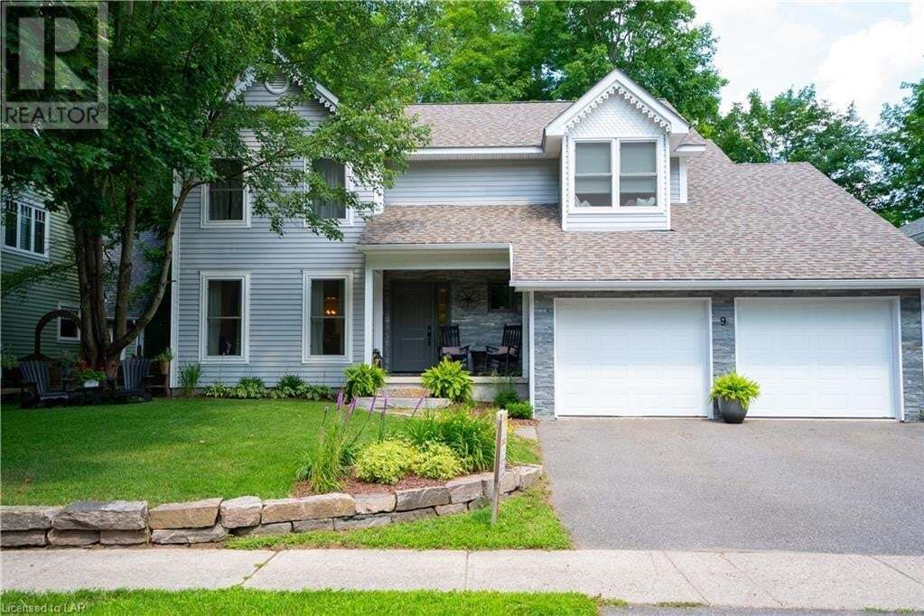 House for sale at 9 Palmer Ct Bracebridge Ontario - MLS: 277748
