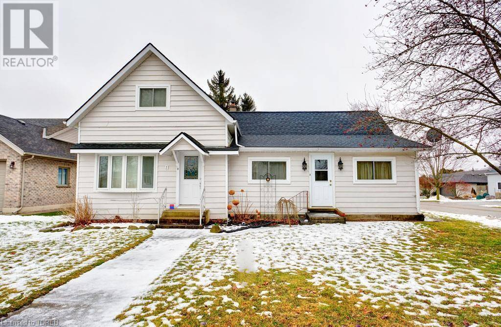 House for sale at 9 Palmer St West Norwich Ontario - MLS: 241572