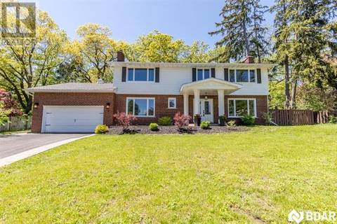 House for sale at 9 Parker Ct Barrie Ontario - MLS: 30721258