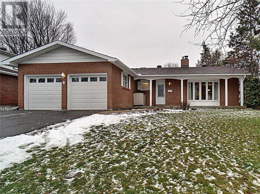 House for sale at 9 Parkridge Cres Gloucester Ontario - MLS: 1177449