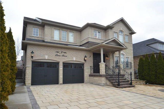 Removed: 9 Pieta Pl, Vaughan, ON - Removed on 2018-10-06 05:12:37