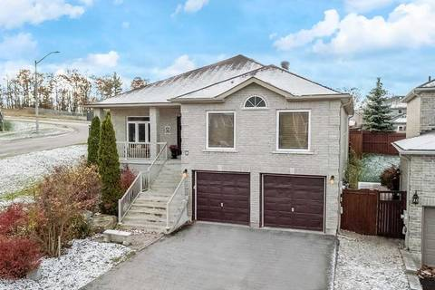 House for sale at 9 Pinecliff Cres Barrie Ontario - MLS: S4627860