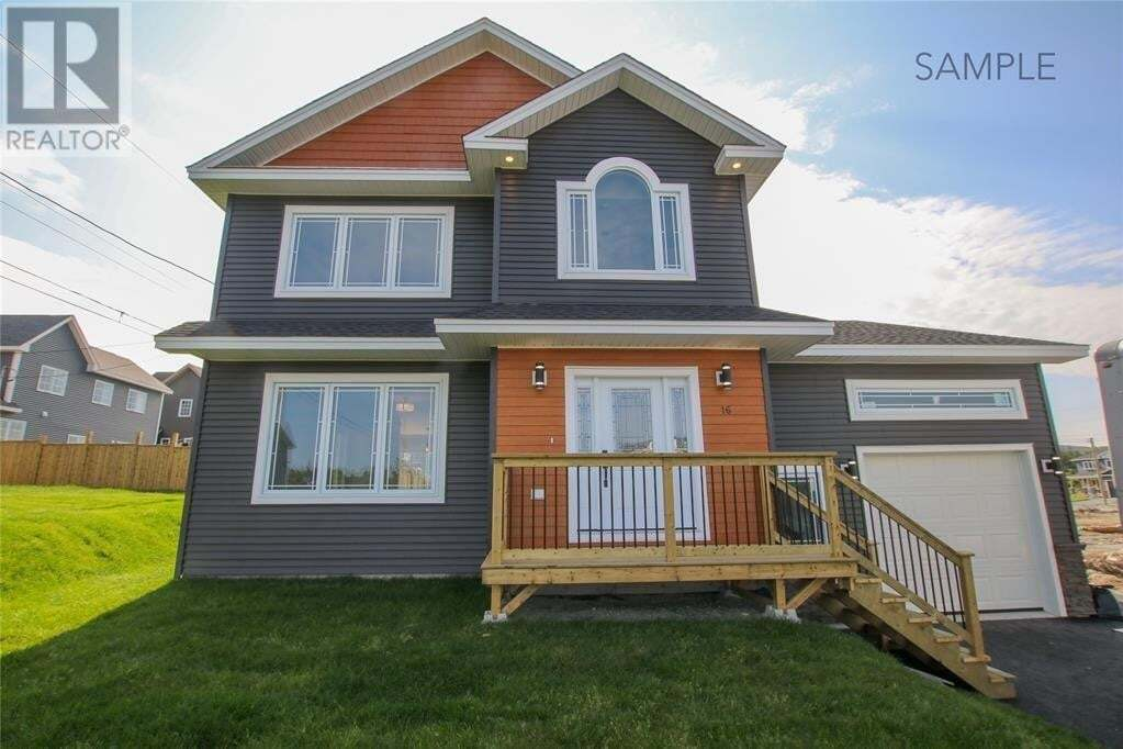 House for sale at 9 Ploughman Pl Conception Bay South Newfoundland - MLS: 1216981