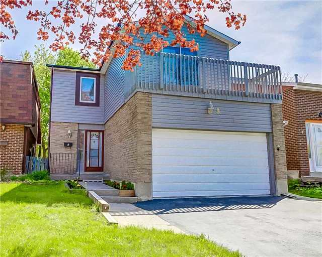 For Sale: 9 Plumbrook Crescent, Toronto, ON | 4 Bed, 4 Bath Home for $798,000. See 20 photos!