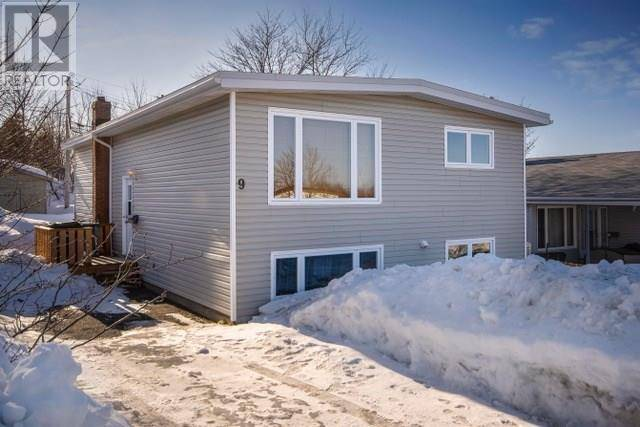 House for sale at 9 Polina Rd St. John's Newfoundland - MLS: 1212093