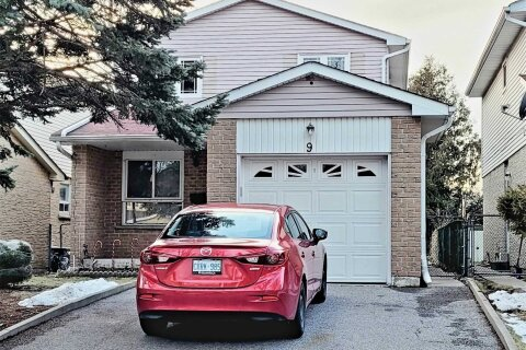 House for rent at 9 Pondtail Dr Toronto Ontario - MLS: E5086684