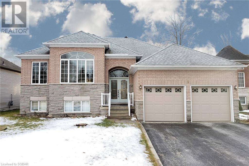 House for sale at 9 Port Royal Tr Wasaga Beach Ontario - MLS: 192171