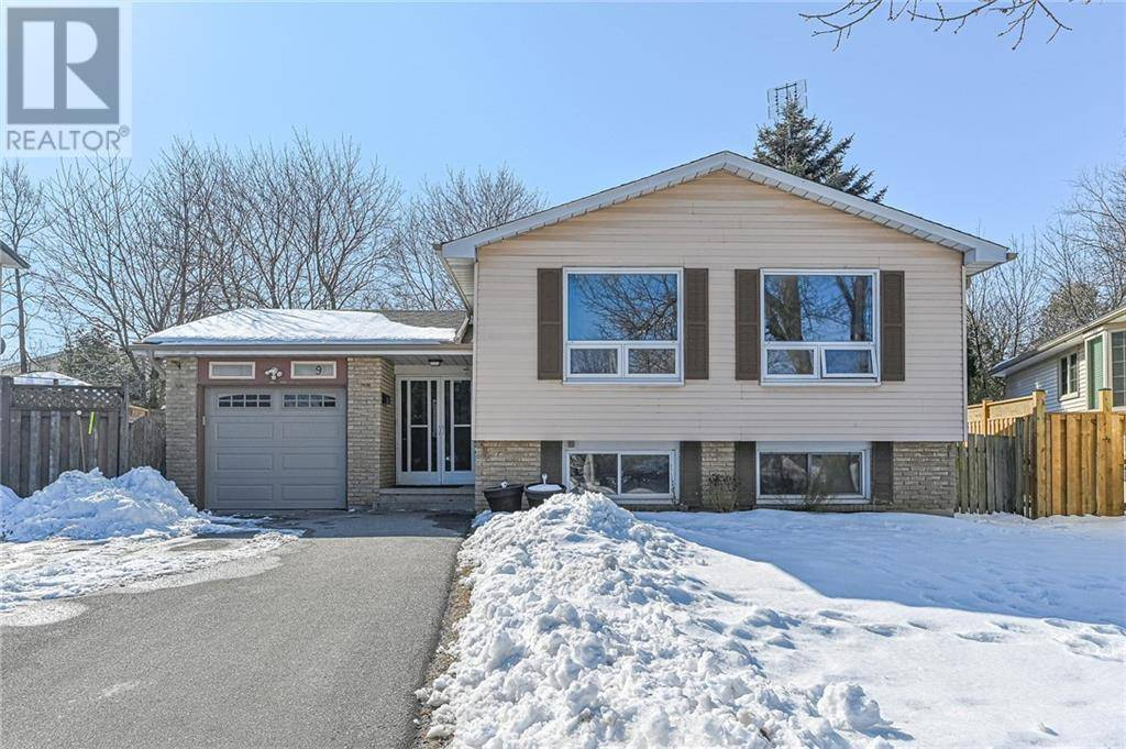 House for sale at 9 Queensdale Cres Guelph Ontario - MLS: 30792190