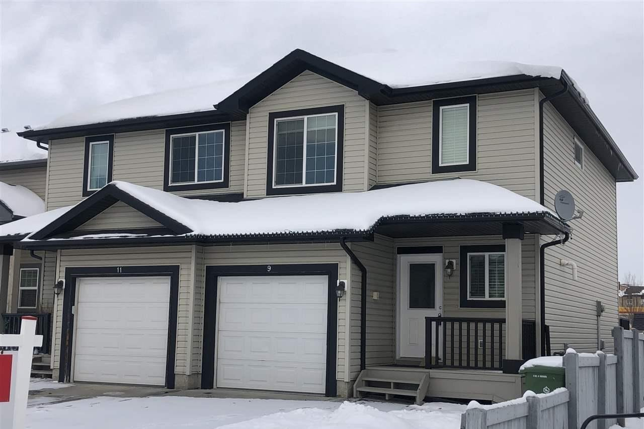 Townhouse for sale at 9 Reed Co Fort Saskatchewan Alberta - MLS: E4211366