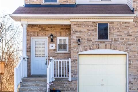 Townhouse for sale at 9 Richard Maynard Cres Markham Ontario - MLS: N4723152