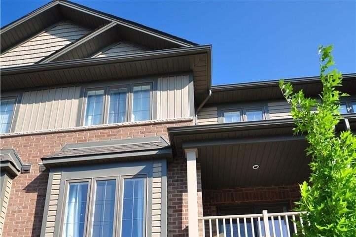 Townhouse for sale at 9 Ridgeside Ln Waterdown Ontario - MLS: H4082118