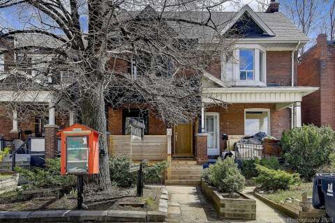 Townhouse for sale at 9 Ritchie Ave Toronto Ontario - MLS: W4803154