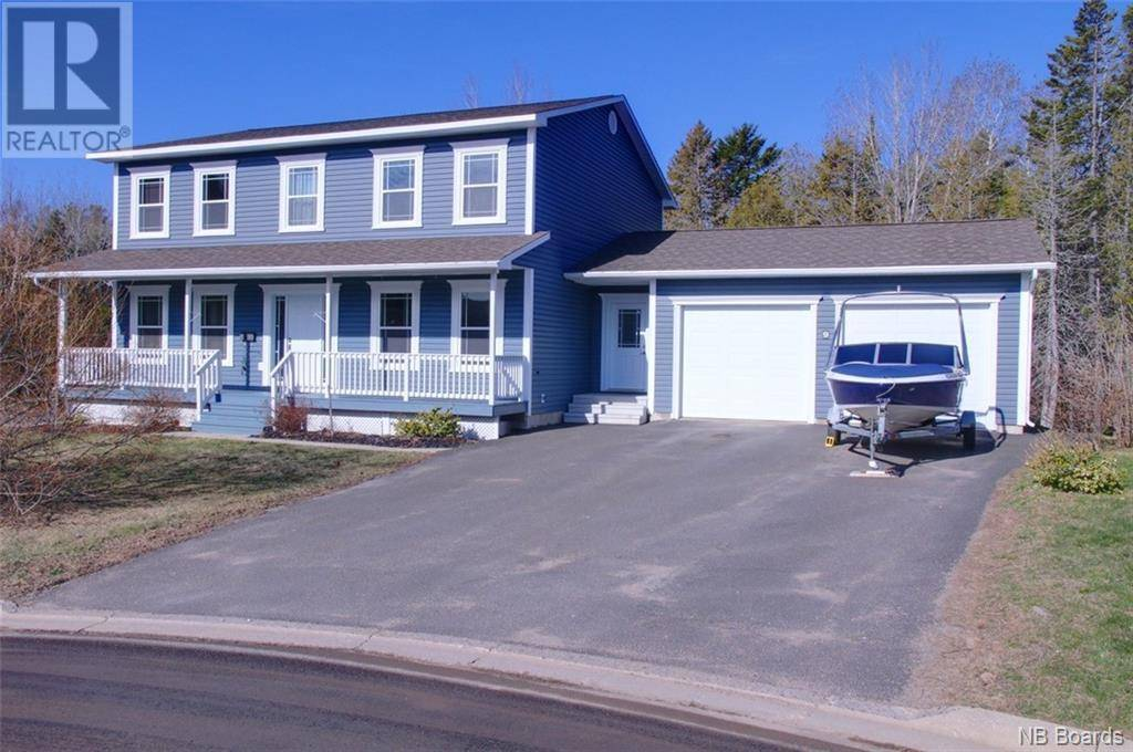 House for sale at 9 Ritchie Pl Oromocto New Brunswick - MLS: NB042922