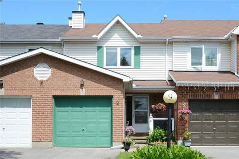 Townhouse for sale at 9 Roblyn Wy Ottawa Ontario - MLS: 1157275