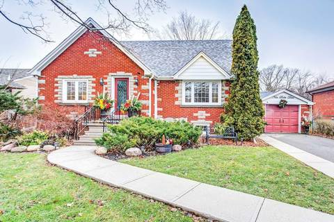 House for sale at 9 Rollet Dr Toronto Ontario - MLS: W4668717
